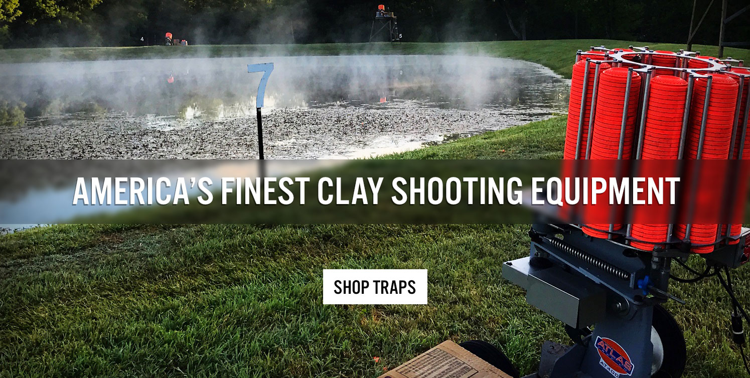 Target Throwers | Clay Target Shooting Equipmentwww.atlastraps.com