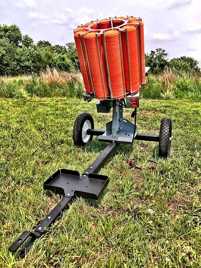 2-Wheeled Cart - Commercial Traps